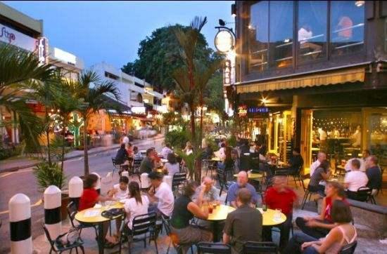 新加坡生活