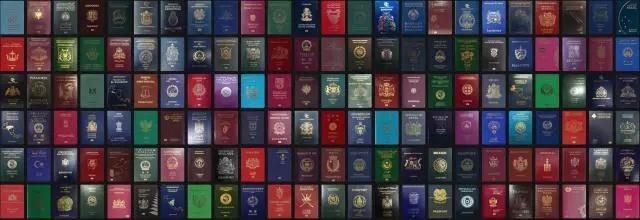 新西兰护照